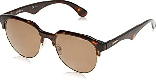 Carrera Clubmaster Women's Sunglasses Brown 6001FS QSH 55 18 145mm