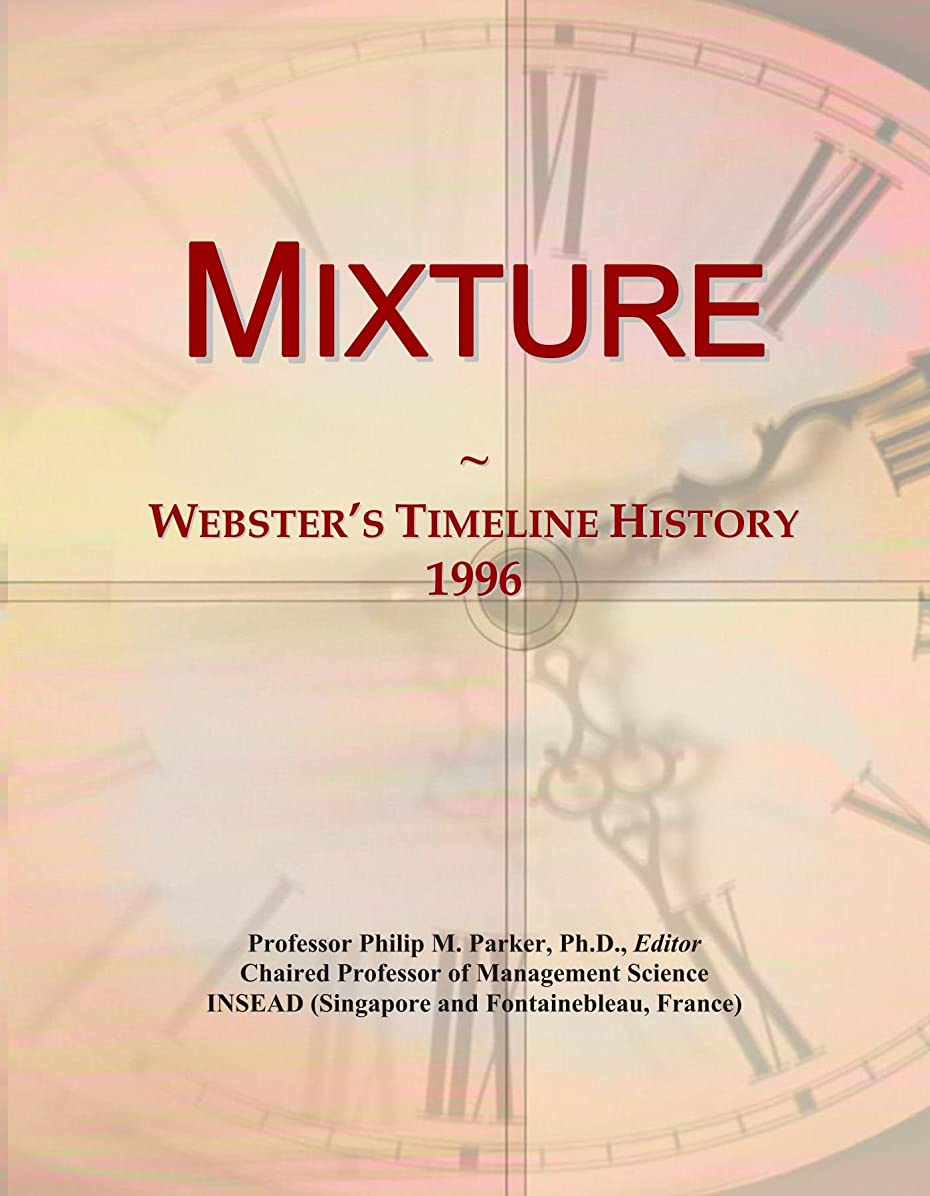 代替案後継ウェイトレスMixture: Webster's Timeline History, 1996