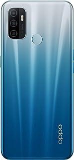 هاتف اوبو ايه 53 بذاكرة رام سعة 4 جيجا وسعة تخزين 64 جيجا باللون الازرق