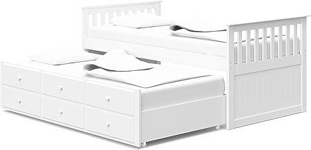 Amazon Com Twin Bedroom Furniture Set