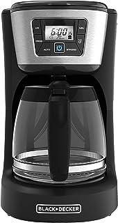 Black & Decker 12-cup programable Coffee Maker, cm2030b