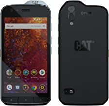 CAT Phones S61 Rugged IP69 Waterproof, Military Standard MIL SPEC 810G Smartphone 4+64G Dual SIM Factory Unlocked 4G LTE