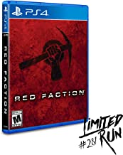 Red Faction ps4 Limited Run 281