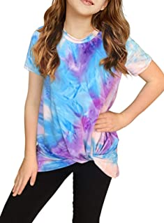 Acelitt Girls Casual Fashion Blouse Shirts Tops (for 4-13 Years Old)