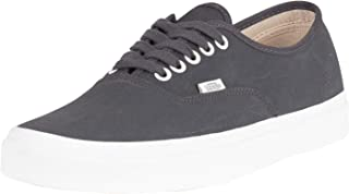 Authentic (Vansbuck) Asphalt/Blanc Skateboard Sneakers VN0A38EMU4A