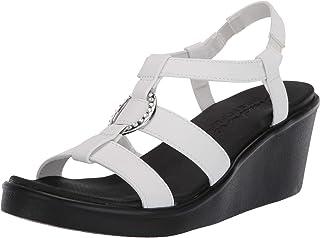 Skechers RUMBLE ON - DANCE AWAY womens Wedge Sandal