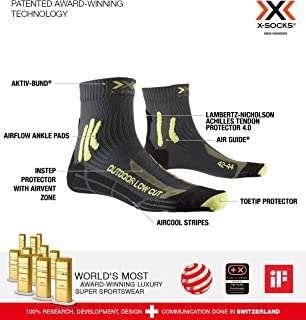 Trek Outdoor Low Cut Men Socks Calcetines De Senderismo Trekking Hombre