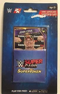 WWE Supercard Supertoken - John Cena (Android / IOS)