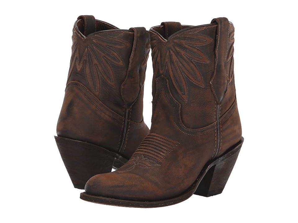 Dingo Kerri (Brown) Cowboy Boots