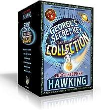George's Secret Key Complete Hardcover Collection: George's Secret Key to the Universe; George's Cosmic Treasure Hunt; George and the Big Bang; George ... the Blue Moon; George and the Ship of Time