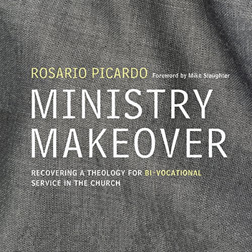 Ministry Makeover audiobook cover art