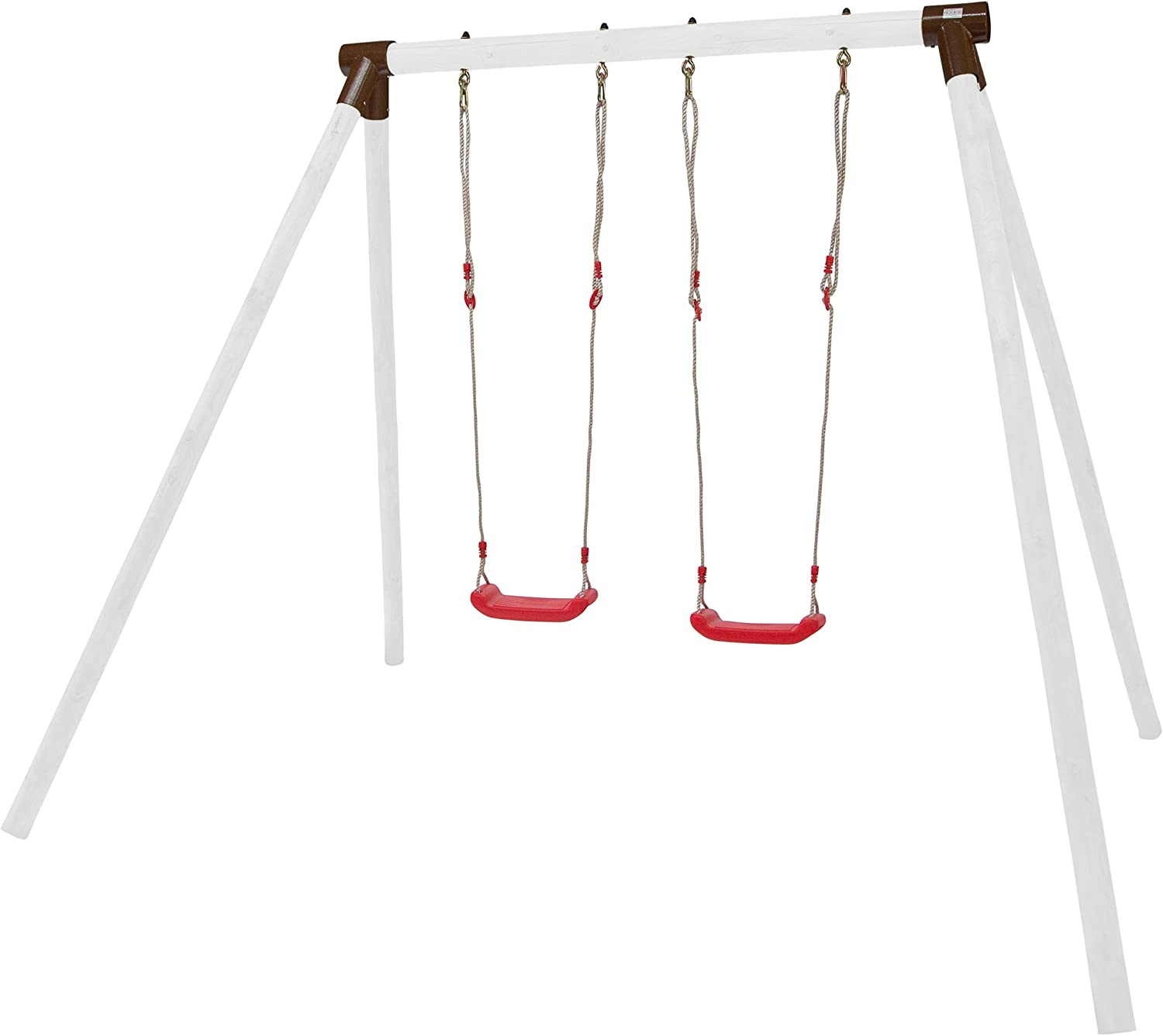Ultrasport Accessory Set Heidi for Round Wood Double Swing