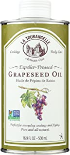 La Tourangelle Grapeseed Oil - Case of 6 - 16.9 Fl oz.