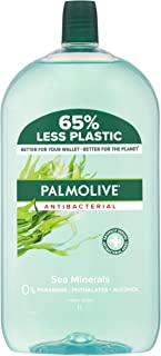 Palmolive Antibacterial Liquid Hand Wash Refill Sea Minerals, 1L