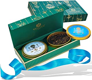VAHDAM, Tea Master's DUO - Best Tea Gift Set 🎁 | 2 Award-Winning Tea Set Blends in a Presentation Box | OPRAH'S FAVORITE TEA BRAND GIFTS - Perfect Birthday Gifts for Men | Indian Diwali Gifts