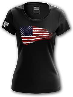 Best womens american flag shirt Reviews