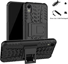 Huawei Y5 2019 /Honor 8S case,LiuShan Shockproof Heavy Duty Combo Hybrid Rugged Dual Layer Grip with Kickstand for Huawei ...