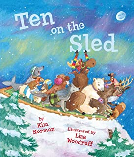 Ten on the Sled