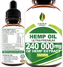 Best 100 hemp oil for sale Reviews