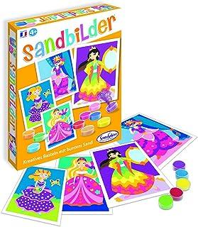 Sentosphere- Sablimage - Juego de manualidades para niños, diseño de princesas (08980) , color/modelo surtido