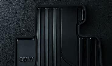 BMW 51472311024 All-Weather Floor Mats for E90, E91, E92, E93 3 Series (Set of 2 Front Mats)