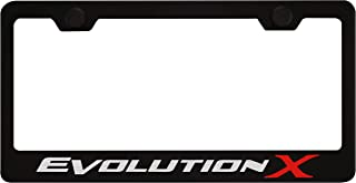 Best evo x license plate Reviews