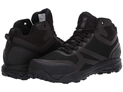 5.11 Tactical A.T.L.A.S Mid (Black) Men