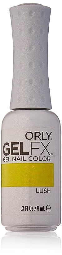 経験者現在平手打ちOrly GelFX Gel Polish - Lush - 0.3oz / 9ml