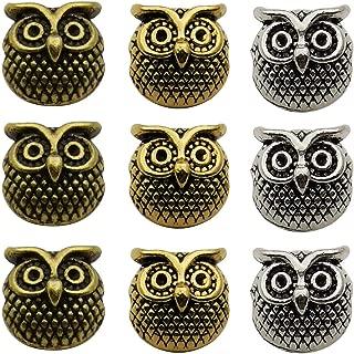owl chamilia charm