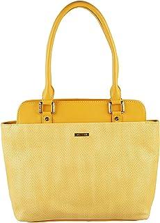Metro Women's Handbag (Yellow)