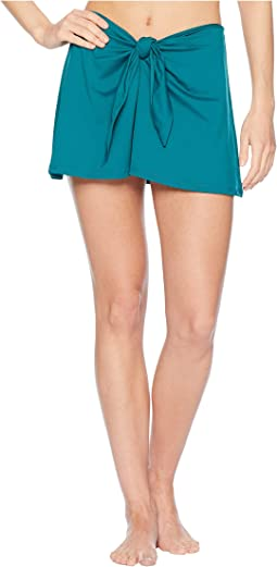 Color Code Skirt Cover-Up