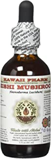 Reishi Alcohol-FREE Liquid Extract - Tonic of Emperors, Organic Reishi Mushroom (Ganoderma Lucidum) Dried Mushroom Glycerite 2 oz