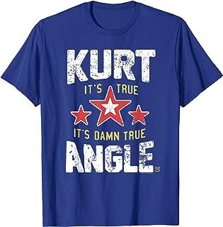 Kurt Angle Fight Style T-Shirt