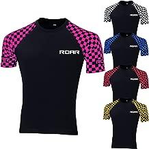 Roar Rash Guard Sleeve MMA Grappling Jiu Jitsu Training Gear Fight Shirts