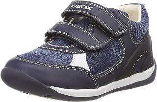 Geox B Each Boy D, Baskets Basses bébé garçon