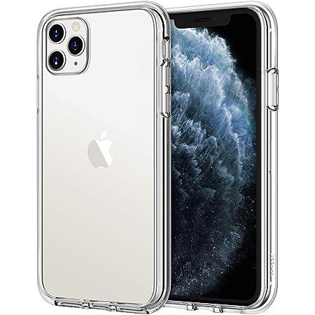 JEDirect iPhone11Pro ケース (2019 モデル、5.8インチ専用) 衝撃吸収 バンパーカバー 傷つけ防止 クリアバック (HD クリア)
