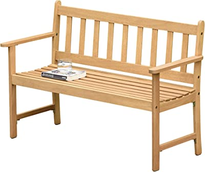 Enjoyable Amazon Com Keter Eden 70 Gallon Storage Bench Deck Box For Creativecarmelina Interior Chair Design Creativecarmelinacom