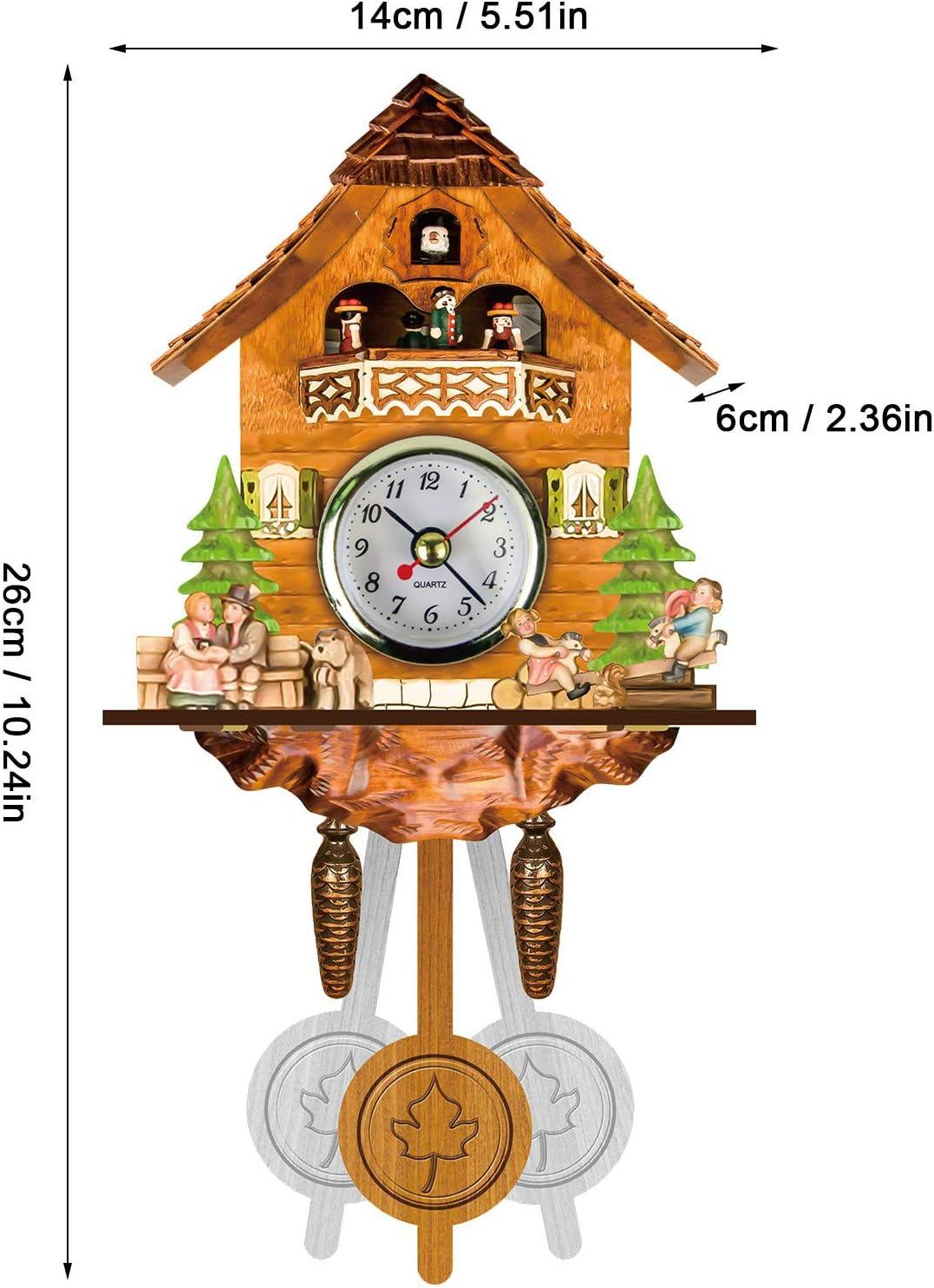 alpha-ene.co.jp Goutique Cuckoo Clocks for Wall,Cuckoo Clock ...