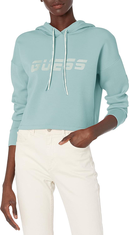 2020A W新作送料無料 GUESS Women's Active セール価格 Allie Hooded Sweatshirt