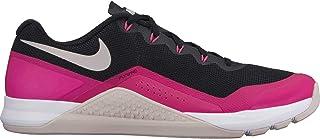 Nike Donna Metcon Pepe DSX Nero Rosso Scarpe da Ginnastica Rosa 902173 012 - Nero, 40.5