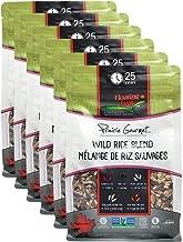 Floating Leaf Wild Rice Blend - 14 ounces, 6 count - Wild Rice Blend With Rice Berry, Red Rice And Brown Rices - Gluten Fr...