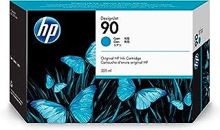HP 90 Cyan Ink Cartridge (225 ml)