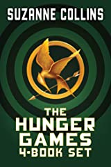 Hunger Games 4-Book Digital Collection (The Hunger Games, Catching Fire, Mockingjay, The Ballad of Songbirds and Snakes) Kindle Edition