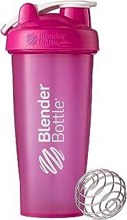 BlenderBottle Classic Loop Top Shaker Bottle, 28-Ounce, Pink/Pink