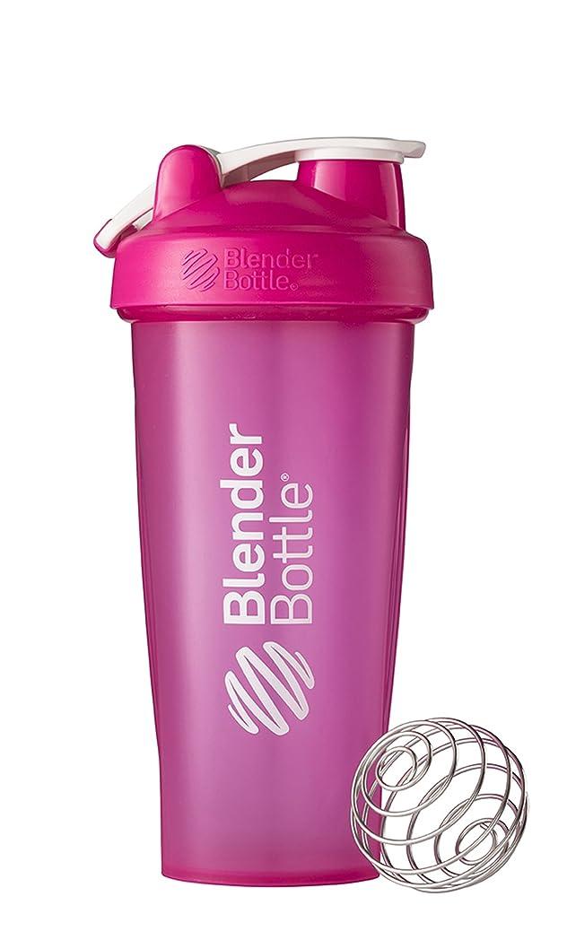 祈るドール頑張るBlender Bottle(ブレンダーボトル) 【日本正規品】 Blender Bottle Classic w/Loop Full‐Color 28オンス(800ml) BBCLWL28FC PK