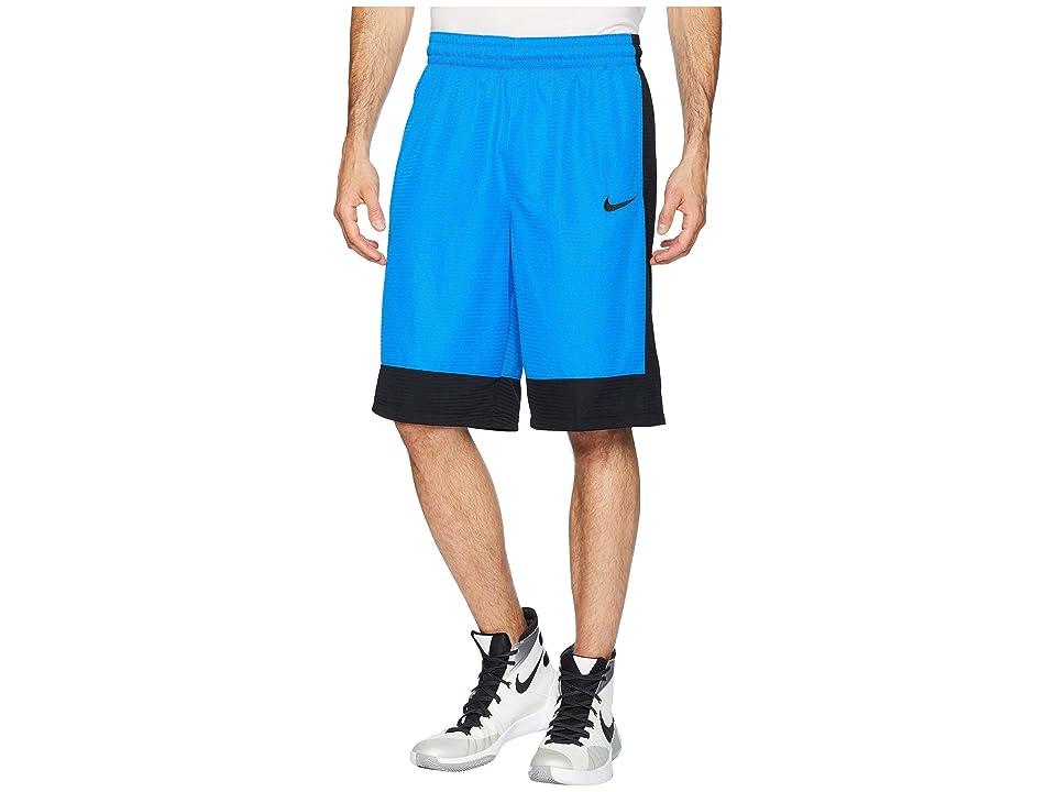 Nike Fastbreak Basketball Short (Signal Blue/Black/Black) Men