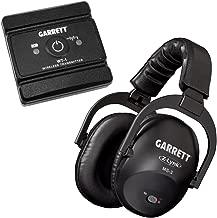 garrett z link headphones