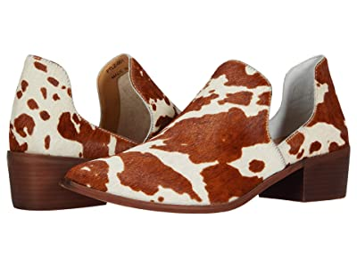 Chinese Laundry Fortune (Brown/White Cow Print) Women