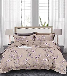 Starstorm_6 Pieces King Size Fitted Bed Sheet Set_Waves Design (Click above on Starstorm for more designs)