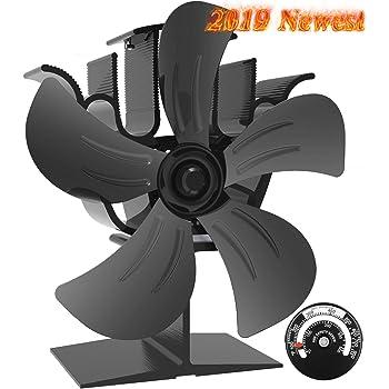 Petite chemin/ée ofenventilator ouvert ventilateur stirling limit/é de motorisation pour warpfive sidewinder pi/èce